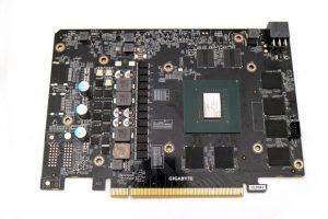 GPU Gigabyte NP106D5-6G specyfikacja i budowa - pamięci