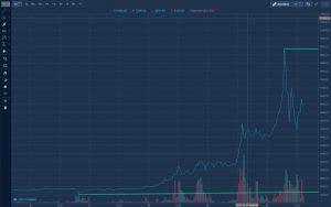 wzrost ceny bitcoin cash
