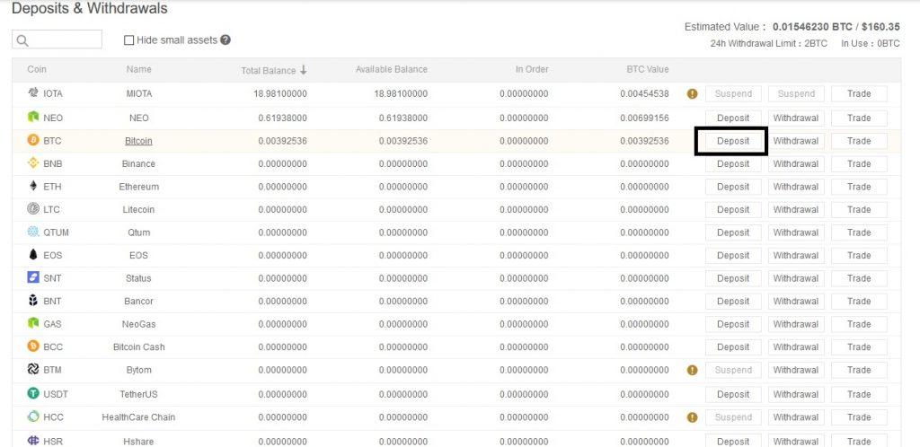 Jak przelać pieniądze z Bitbay na Binance?