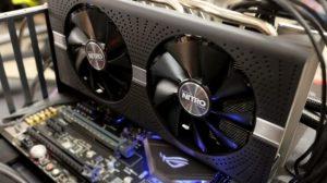 karty graficzne do kopania Radeon RX 580