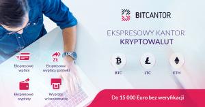 Jak kupić bitcoin? Kantor bitcoin