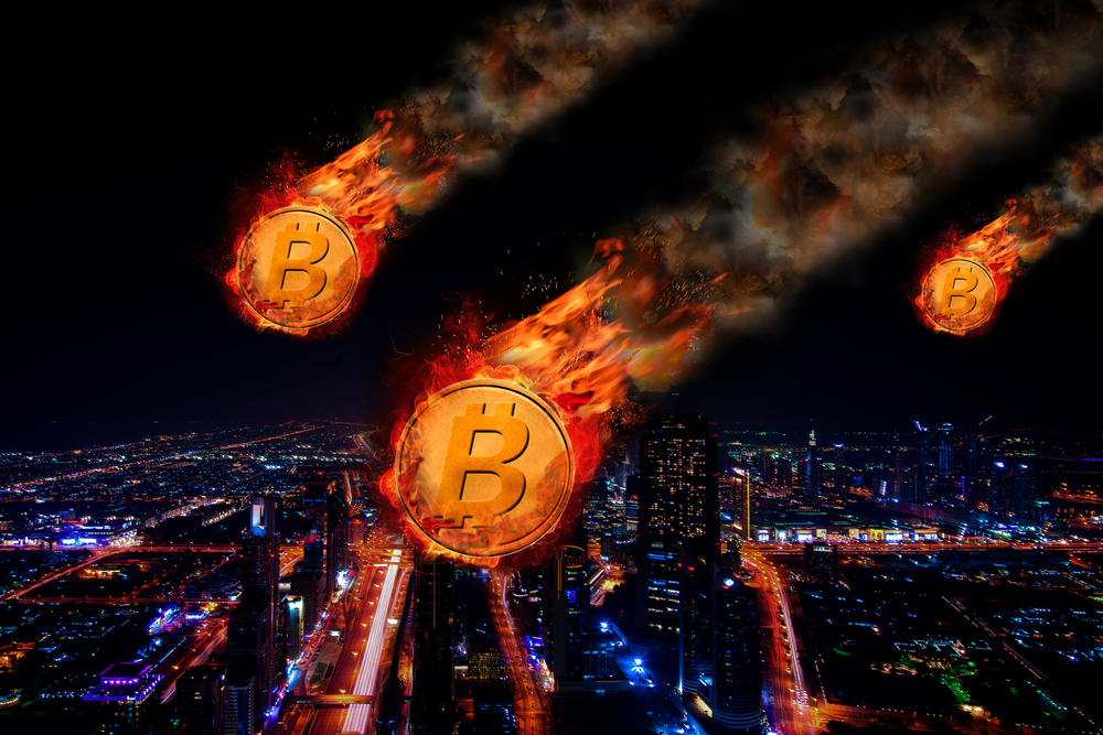 3 rzeczy, których nie należy robić gdy cena bitcoina spada.
